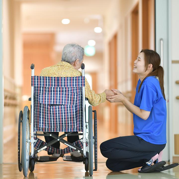 勤務先としての有料老人ホーム